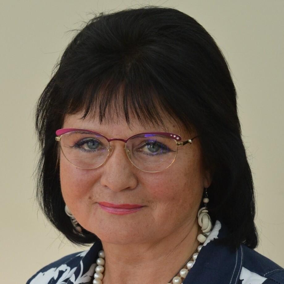 An image of Natalia V. Beloborodova