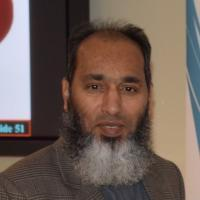 An image of Muhammad Sarfraz