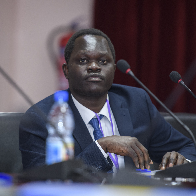 An image of Felix Bongomin