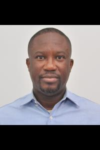 An image of Augustine Ododo Osagie