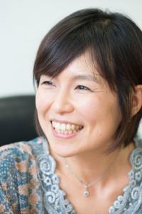 An image of Motoko Unoki