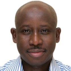 An image of Clement Meseko